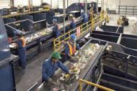 Praca Norwegia przy sortowaniu odpadów/recykling bez języka Fredrikstad