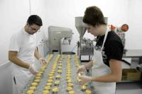 Praca Anglia na produkcji przy pakowaniu ciastek bez języka Sheffield
