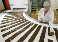 Dam pracę w Anglii na produkcji czekolady przy pakowaniu Birmingham