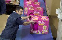 Anglia praca dla par bez języka na produkcji zabawek Bradford od zaraz
