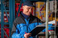 Zbieranie zamówień oferta pracy w Anglii dla Polaków na magazynie Cheshunt