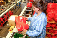Niemcy praca w Düsseldorfie na produkcji zabawek bez znajomości języka