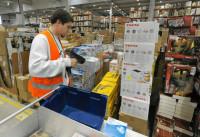 Praca w Niemczech na magazynie RTV zbieranie zamówień bez języka Stuttgart