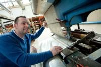 Praca w Holandii na linii produkcyjnej dywanów bez języka Genemuiden