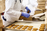 Anglia praca od zaraz pakowanie ciastek na produkcji bez języka Londyn