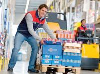 Zbieranie zamówień praca Holandia na magazynie bez języka Nieuwegein