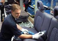 Praca w Czechach od zaraz na produkcji foteli samochodowych bez języka
