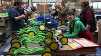 Dania praca na produkcji w fabryce zabawek bez znajomości języka Vejle