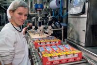 Dania praca od zaraz bez znajomości języka na produkcji jogurtów Kopenhaga