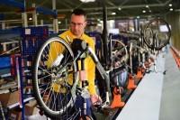 Od zaraz praca Anglia bez znajomości języka na produkcji rowerów Wakefield