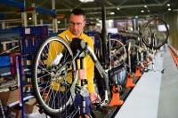 Niemcy praca bez znajomości języka na produkcji rowerów od zaraz Ulm