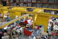 Oferta fizycznej pracy w Szwecji sortowanie odzieży bez języka od zaraz Göteborg