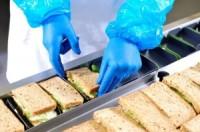 Dla par praca w Niemczech na produkcji kanapek bez języka 2017 Berlin