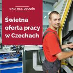 Bez doświadczenia od zaraz praca Czechy bez języka montaż i pakowanie komponentów Pelhřimov