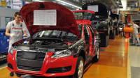 Bez języka dam pracę w Niemczech 2017 od zaraz na produkcji samochodów Ingolstadt