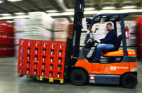 Berlin, praca w Niemczech na magazynie – operator wózka widłowego – niski skład