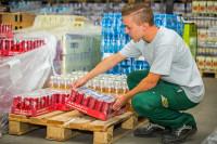 Niemcy praca na magazynie z napojami od zaraz Kolonia bez znajomości języka