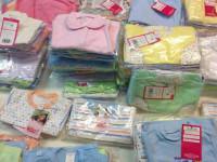 Bez języka ogłoszenie pracy w Holandii dla par na magazynie z ubrankami dla dzieci