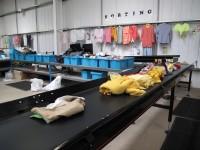 Od zaraz ogłoszenie pracy w Danii bez języka sortowanie odzieży używanej Odense