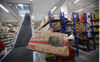 Holandia praca bez znajomości języka na magazynie RTV/AGD Barendrecht