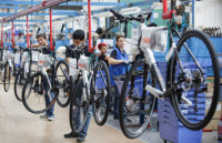 Bez języka dam pracę w Niemczech na produkcji przy montażu rowerów od zaraz Stuttgart
