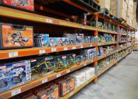 Anglia praca od zaraz na magazynie z zabawkami bez znajomości języka Liverpool