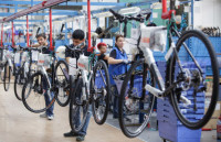 Ogłoszenie pracy w Anglii na produkcji rowerów bez języka od stycznia 2020 Reading UK