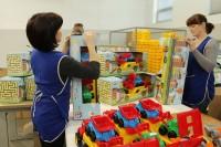 Produkcja zabawek od stycznia 2018 Szwecja praca bez znajomości języka Uppsala