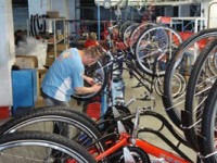 Bez języka oferta pracy w Niemczech 2018 od zaraz na produkcji rowerów Duisburg