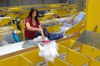 Holandia praca fizyczna przy sortowaniu odzieży bez języka w Limburgii 2018