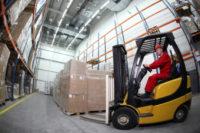 Niemcy praca na magazynie operator wózka widłowego w centrum logistycznym Schweinfurt