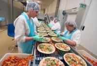 Od zaraz oferta pracy w Anglii dla par bez języka na produkcji pizzy Manchester