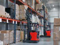 Niemcy praca jako operator wózka widłowego czołowego i bocznego wysokiego składu