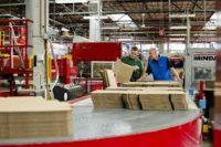 Belgia praca jako pracownik produkcji opakowań kartonowych od zaraz, Turnhout