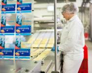 Bez języka oferta pracy w Danii dla par przy pakowaniu sera od zaraz 2019 Aalborg