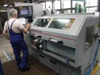 Dam pracę w Niemczech na produkcji jako Tokarz / Operator CNC, Kell am See