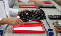 Bez języka Niemcy praca dla par przy pakowaniu czekoladek od zaraz Lipsk 2019