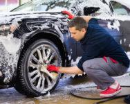 Sprzątanie samochodów fizyczna praca w Niemczech bez języka, Frankfurt nad Menem