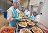 Anglia praca bez języka na na produkcji pizzy od zaraz dla par Birmingham UK