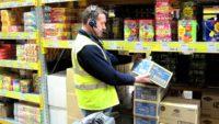 Bez języka ogłoszenie pracy w Anglii od zaraz na magazynie ze słodyczami Luton UK