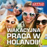 Wakacyjna praca w Holandii od zaraz na magazynach również dla studentów 2020
