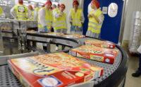 Dla par praca w Anglii bez znajomości języka na produkcji pizzy od zaraz Birmingham UK