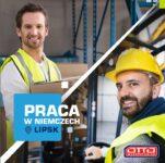 Praca Niemcy od zaraz pomocnik na magazynie bez języka w Lipsku 2020