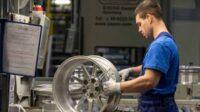 Bez znajomości języka oferta pracy w Czechach od zaraz produkcja felg aluminiowych Mošnov