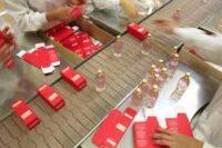 Dania praca dla par bez znajomości języka pakowanie perfum w Odense 2021