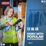 Praca Holandia od zaraz jako pakowacz na magazynie XPO – ubrania znanych marek, Venlo