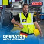 Operator wózka widłowego Niemcy praca od zaraz na magazynie w Lipsku 2021