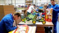 Produkcja zabawek bez znajomości języka Niemcy praca dla par od zaraz w Düsseldorf