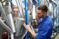 Bez języka oferta pracy w Czechach od zaraz produkcja układów wydechowych Hodkovice nad Mohelkou