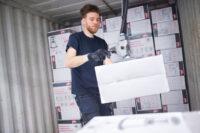 Fizyczna praca w Holandii od zaraz przy rozładunku-załadunku kontenerów z j. angielskim, Russum